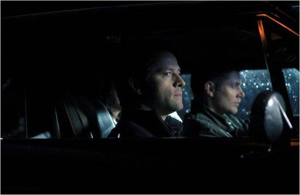 Photo Jensen Ackles, Misha Collins