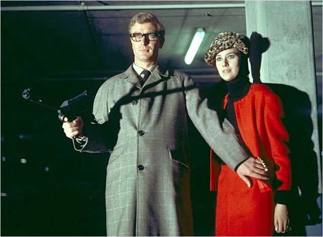 Ipcress - Danger immédiat : photo Michael Caine, Sue Lloyd