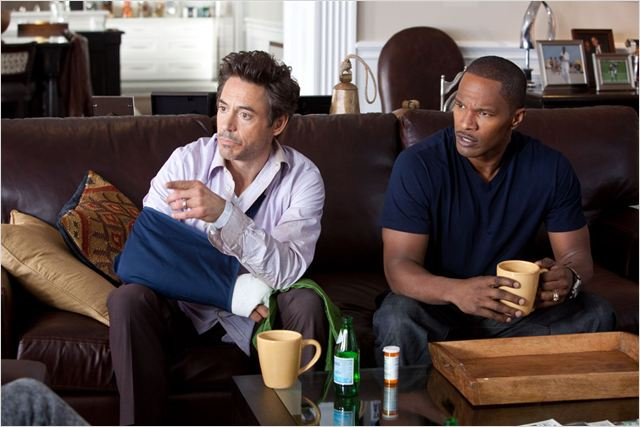 Date limite : Photo Jamie Foxx, Robert Downey Jr., Todd Phillips