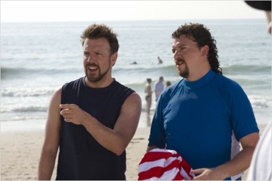 Kenny Powers : photo Danny McBride, Jason Sudeikis