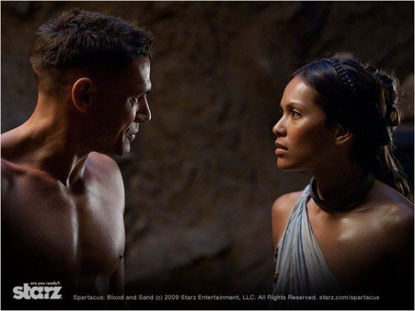 Spartacus : Le sang des gladiateurs : photo Manu Bennett