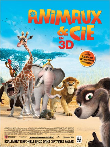 [MULTI] Animaux et Cie [BRRiP] [FRENCH]