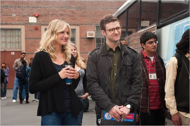 Bad Teacher : Photo Cameron Diaz, Jake Kasdan, Justin Timberlake