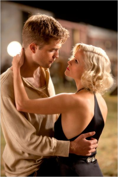 De l'eau pour les éléphants : Photo Francis Lawrence, Reese Witherspoon, Robert Pattinson