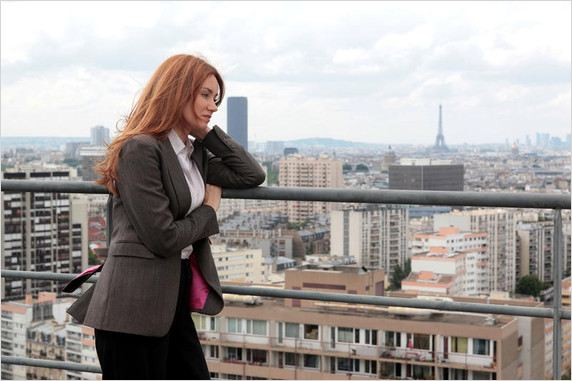 Alice Nevers, le juge est une femme : Photo Jean-Michel Tinivelli