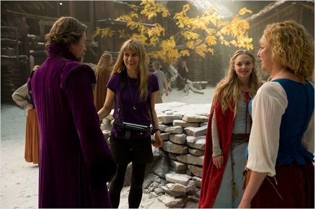 Le Chaperon Rouge : Photo Amanda Seyfried, Catherine Hardwicke, Gary Oldman, Virginia Madsen