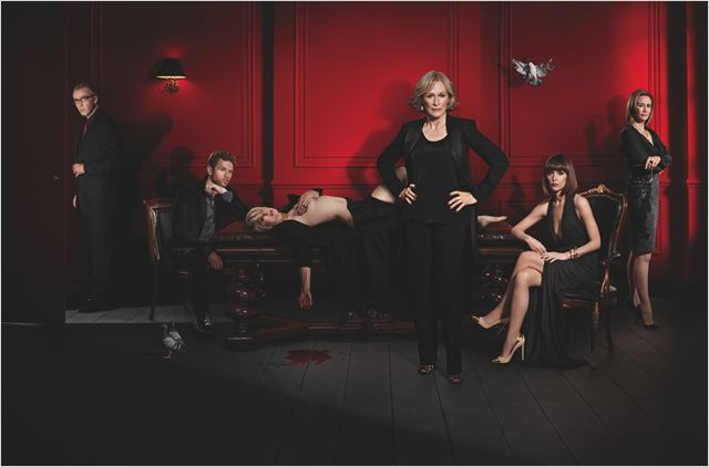 Photo Glenn Close, Janet McTeer, Jenna Elfman, John Hannah, Rose Byrne