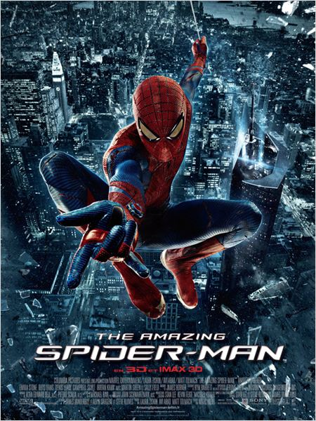 The Amazing Spider-Man : affiche