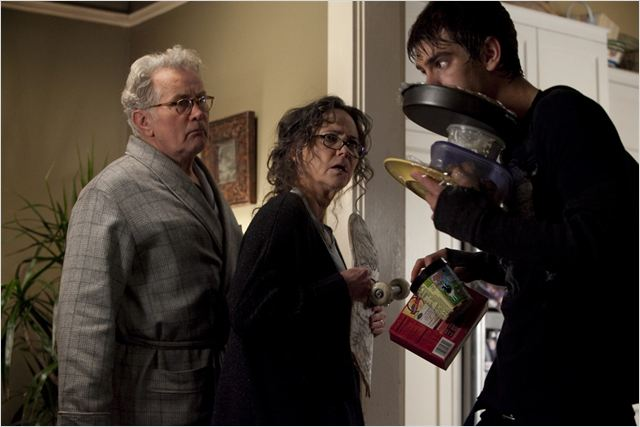 The Amazing Spider-Man : photo Andrew Garfield, Marc Webb, Martin Sheen, Sally Field