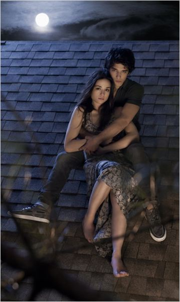 Photo Crystal Reed, Tyler Posey