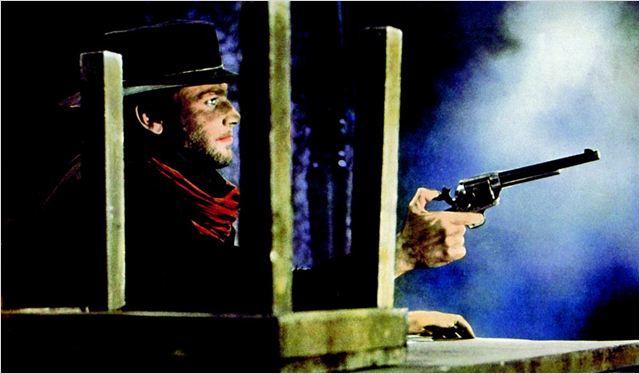 Django : photo Franco Nero, Sergio Corbucci