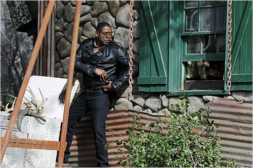 Criminal Minds: Suspect Behavior : photo Forest Whitaker