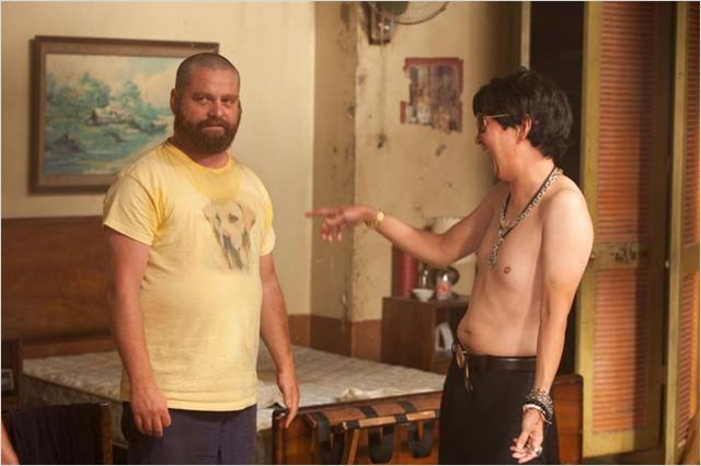Very Bad Trip 2 : photo Ken Jeong, Todd Phillips, Zach Galifianakis