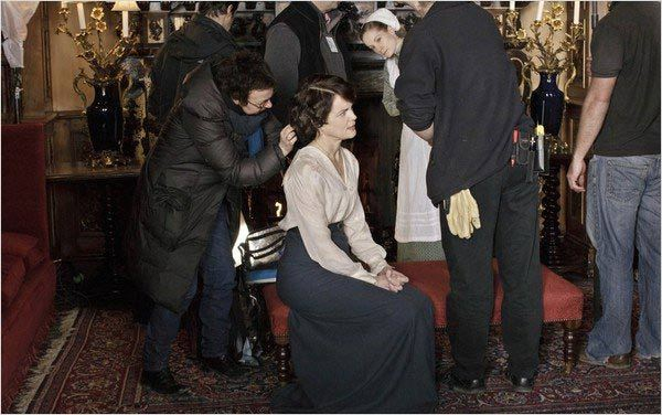 Downton Abbey : photo Elizabeth McGovern