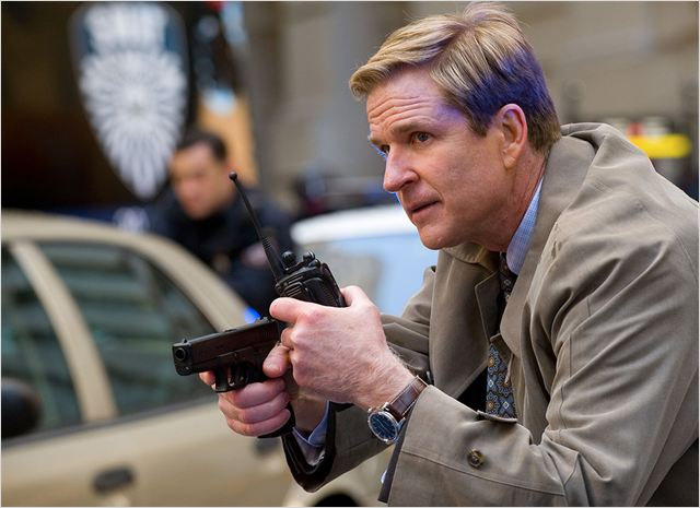 The Dark Knight Rises : Photo Christopher Nolan, Matthew Modine