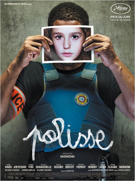 Polisse : affiche