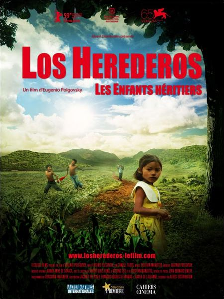 Los Herederos - Les Enfants h&#233;ritiers : affiche