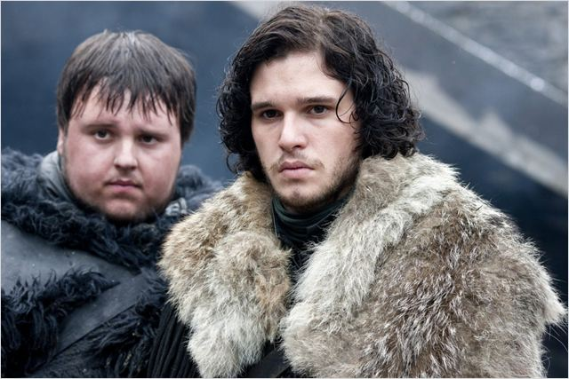 Photo John Bradley (II), Kit Harington