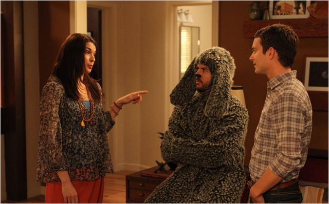 Wilfred (2011) : photo Dorian Brown, Elijah Wood, Jason Gann