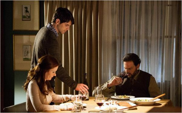 Grimm : photo Bitsie Tulloch, David Giuntoli, Silas Weir Mitchell