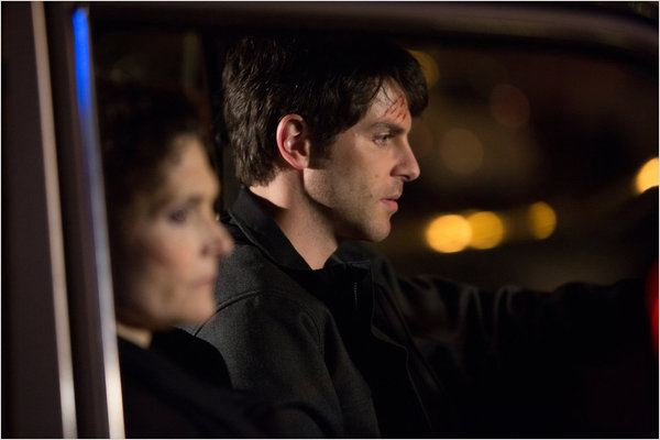 Grimm : photo David Giuntoli, Mary Elizabeth Mastrantonio