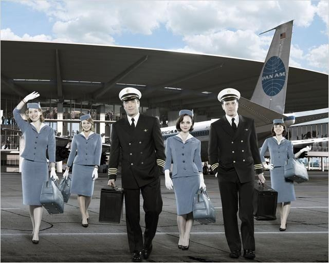Pan Am : photo Christina Ricci, Jonah Lotan, Karine Vanasse, Kelli Garner, Margot Robbie