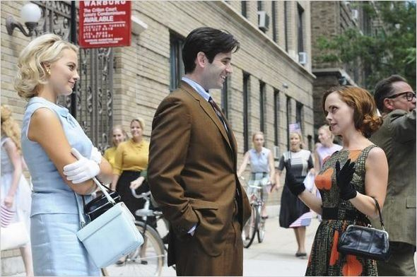 Pan Am : photo Christina Ricci, Colin Donnell, Margot Robbie