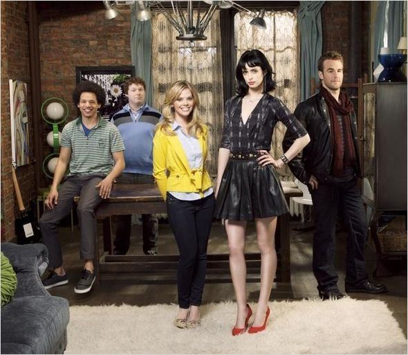 Photo Dreama Walker, Eric André, James Van Der Beek, Krysten Ritter, Michael Blaikock
