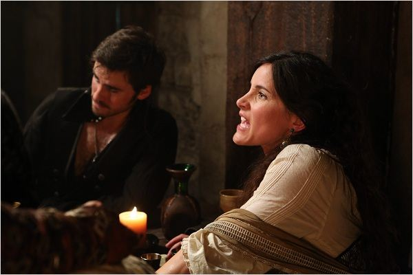Photo Colin O'Donoghue, Rachel Shelley