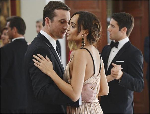 Photo Ashley Madekwe, Barry Sloane, Joshua Bowman