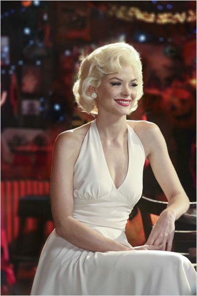 Hart Of Dixie : photo Jaime King