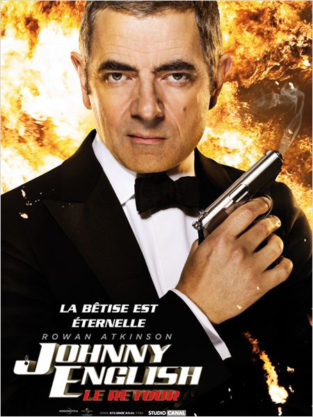 Regarder le Film Johnny English, le retour