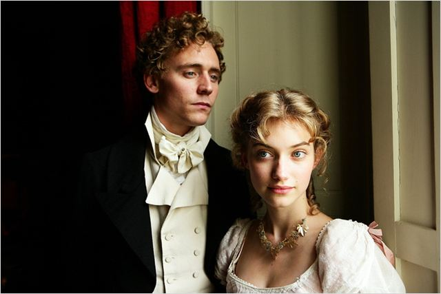 Le Choix de Jane (TV) : Photo Imogen Poots, Tom Hiddleston