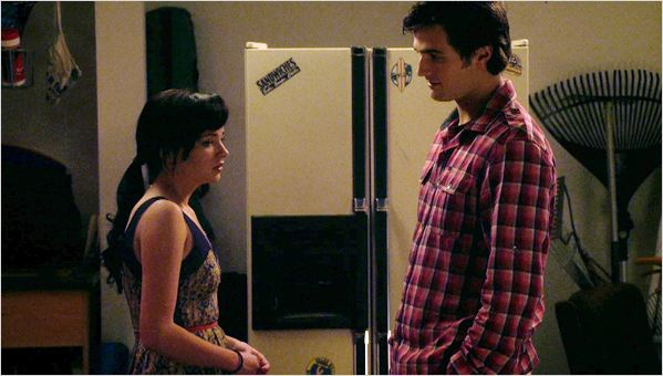 Photo Ashley Rickards, Beau Mirchoff