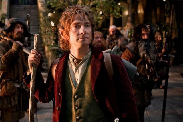 Le Hobbit : un voyage inattendu : Photo Martin Freeman