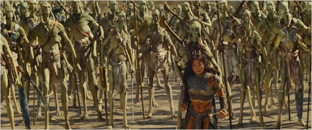 John Carter : photo Andrew Stanton, Lynn Collins