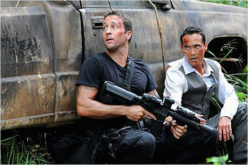 Hawaii 5-0 : photo Alex O'Loughlin, Mark Dacascos