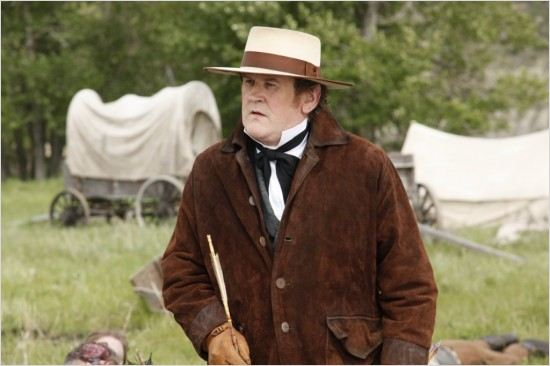 Hell On Wheels : photo Colm Meaney