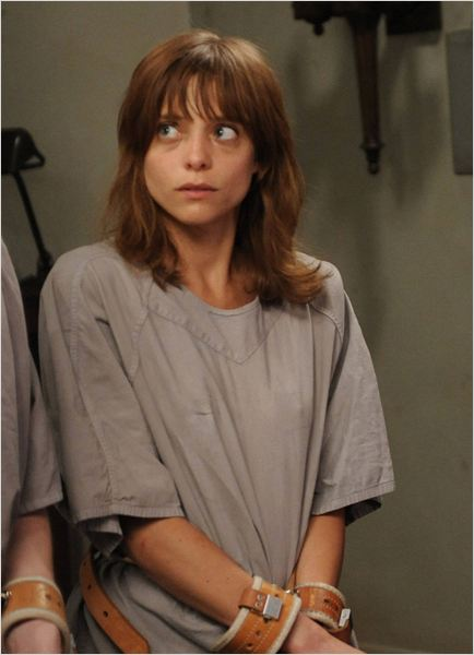American Horror Story : photo Lizzie Brocheré