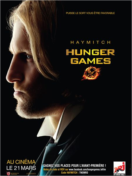 Hunger Games : affiche