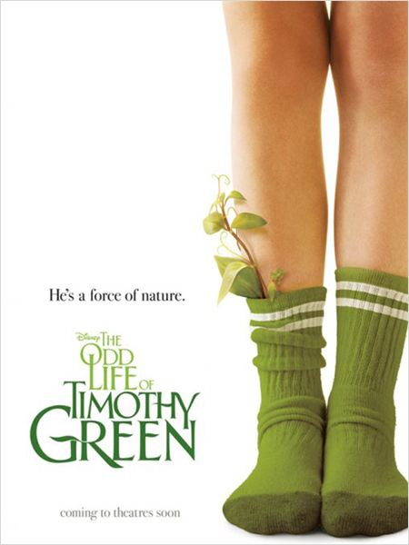 The Odd Life of Timothy Green [FRENCH][DVDRiP 2CD]