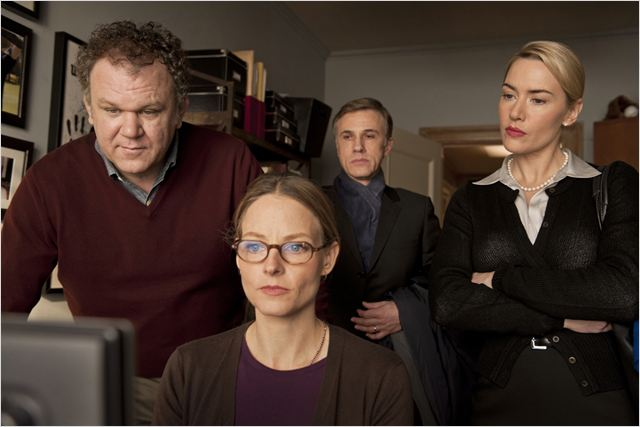 Carnage : Photo Christoph Waltz, Jodie Foster, John C. Reilly, Kate Winslet, Roman Polanski