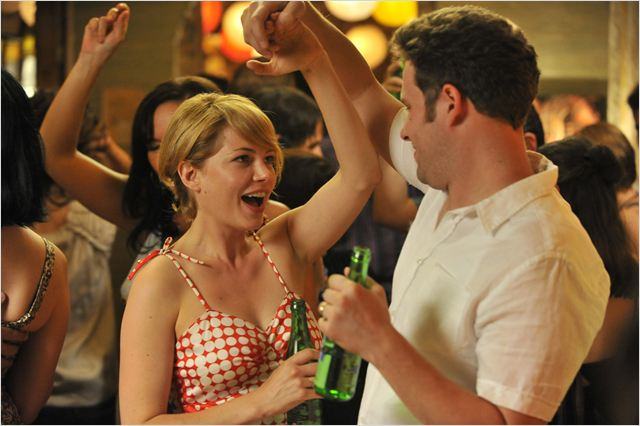 Take This Waltz : photo Michelle Williams, Seth Rogen