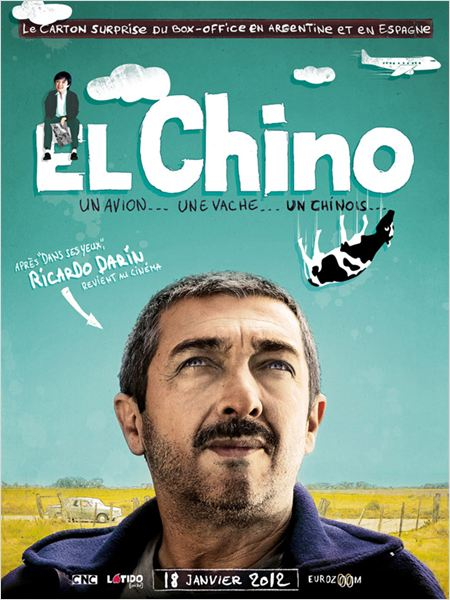 El Chino : Affiche
