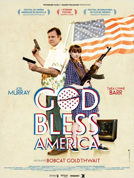 God Bless America : affiche