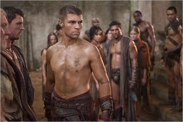 Spartacus : Le sang des gladiateurs : photo Liam McIntyre