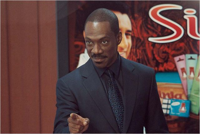 Mille Mots : Photo Eddie Murphy