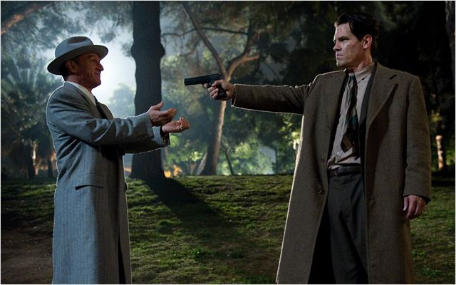 Gangster Squad : Photo Josh Brolin, Ruben Fleischer, Sean Penn