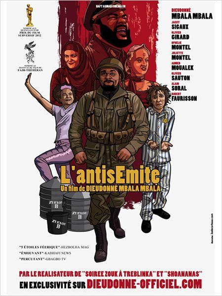L'Antisémite : affiche
