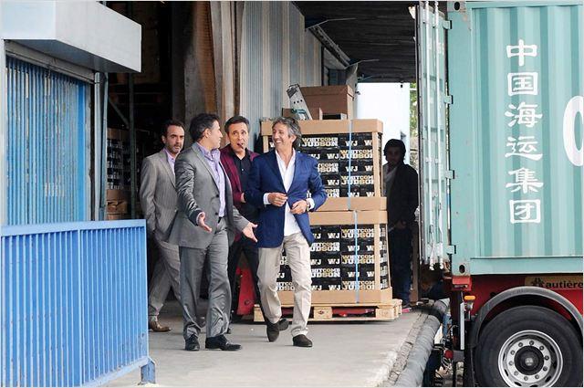 La Vérité si je mens ! 3 : Photo Bruno Solo, Gilbert Melki, José Garcia, Richard Anconina, Thomas Gilou